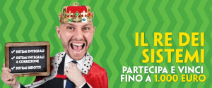 Il re dei sistemi Paddy Power