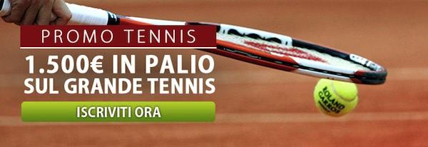 Bonus Tennis Betclic
