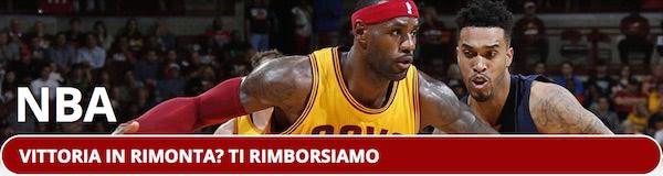 Bonus Betclic sul basket NBA