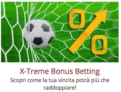 Punta Modena Civitanova in Superlega di pallavolo fino al 125% sulle multiple.
